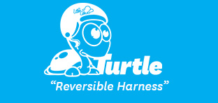 Turtle Reversible Harness